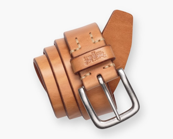 Levi's Premium Leather Icon Belt