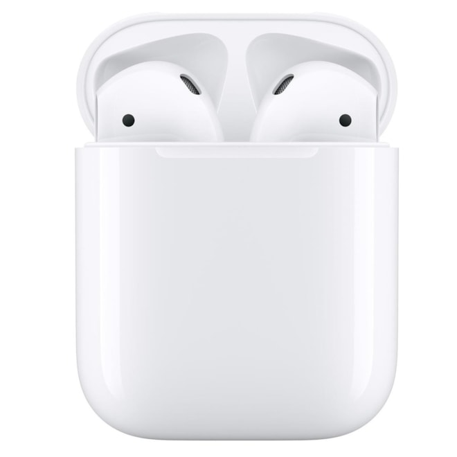 Apple Airpods & Charging Case 2nd Gen