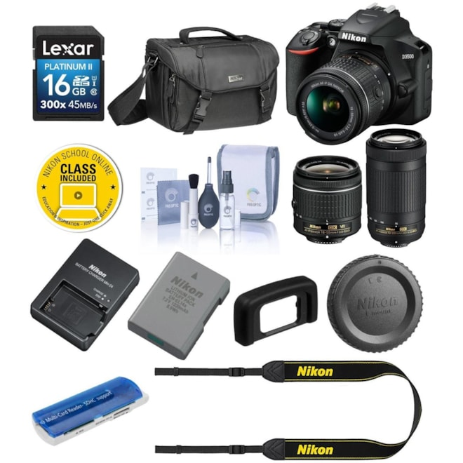 Nikon D3500 Camera Kit