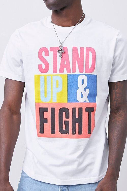 Stand Up & Fight Cancer Tee