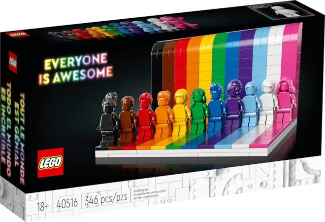 Everyone Is Awesome LEGO Set 40516