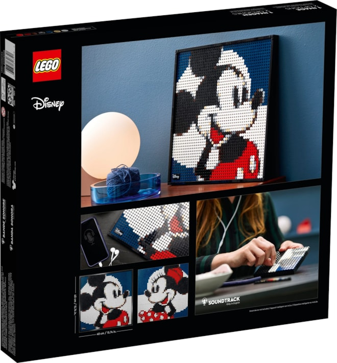 LEGO Disney's Mickey Mouse 31202  Disney