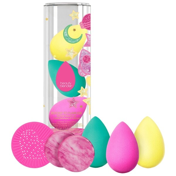 Rocket To Flawless Blend & Cleanse Set - beautyblender