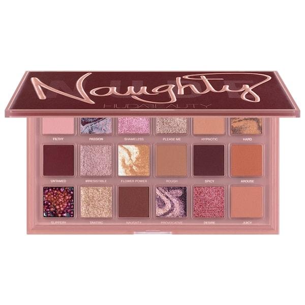 Naughty Nude Eyeshadow Palette - HUDA BEAUTY   Sephora