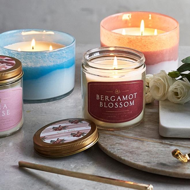 Bergamot Blossom Candle