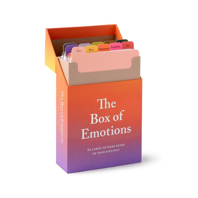 The Box of Emotions Self-Awareness
