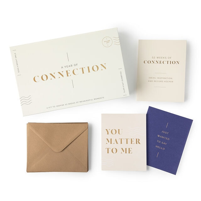 A Year of Connection Set