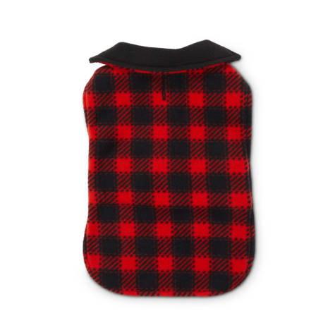 Red Buffalo Check Classic Cozy Dog Coat