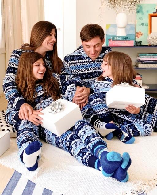 Hanukkah Family PJ's