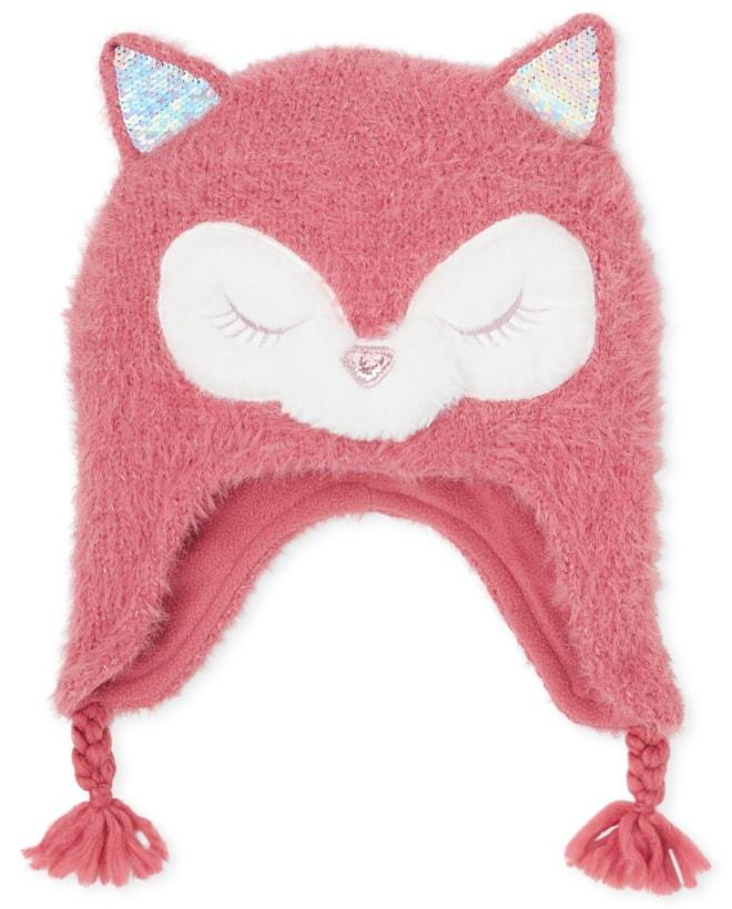 Girls Fox Hat