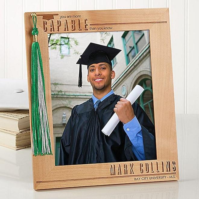Graduation Tassel Picture Frame