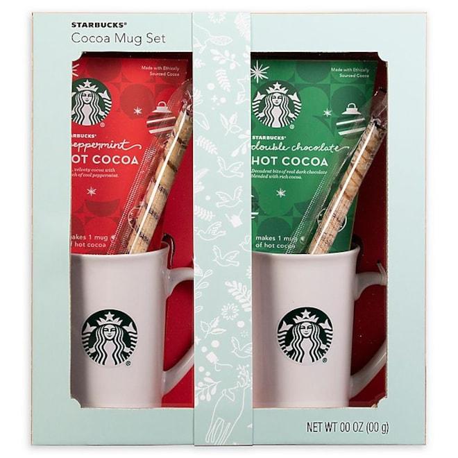 Starbucks® Cozy Cocoa Set