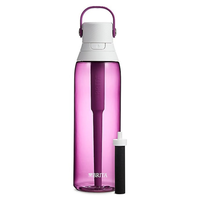 Brita® 26 oz. Filtering Water Bottle