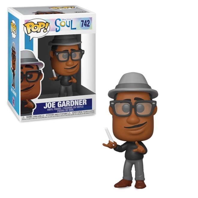 Joe Gardner Funko Pop! Soul