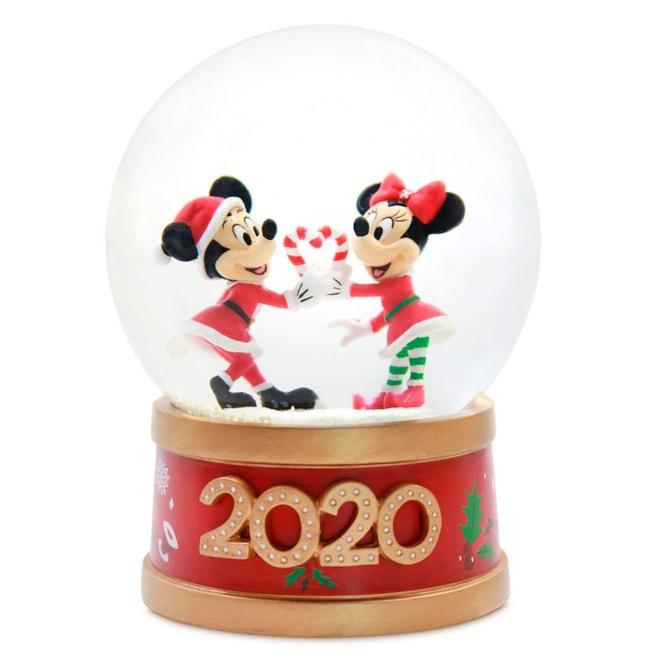 Disney Holiday Snowglobe 2020