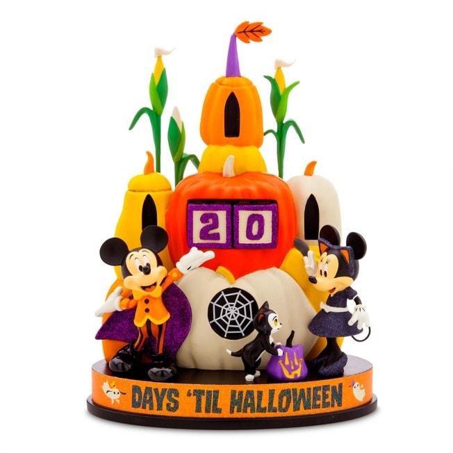Disney Halloween Countdown Calendar