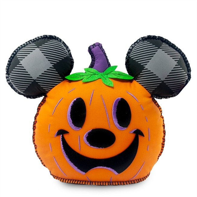 Mickey Pumpkin Pillow