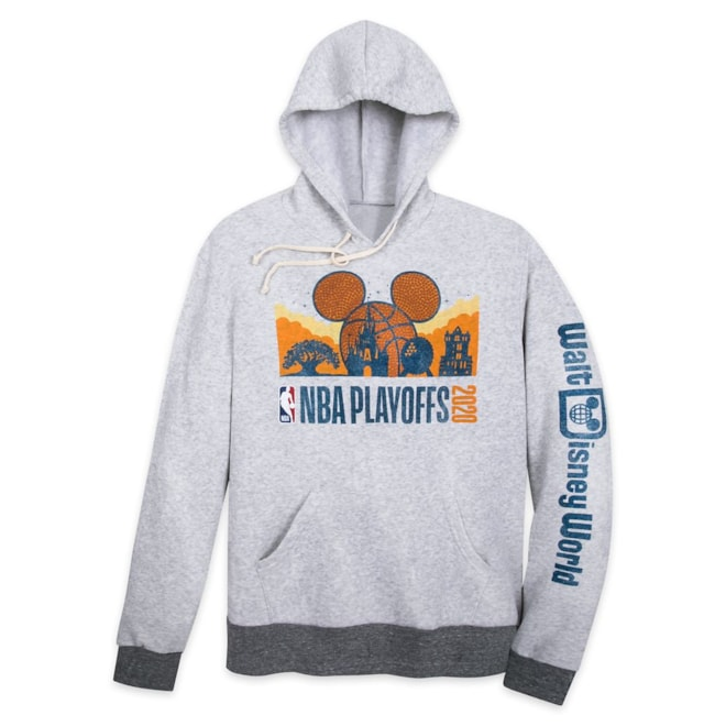 NBA Playoffs 2020 Hooded Pullover Disney