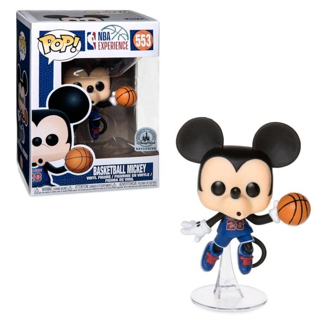 NBA Mickey Mouse Pop! Vinyl Figure
