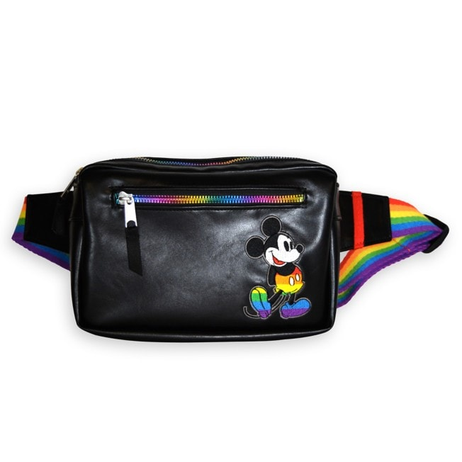 Mickey Mouse Belt Bag Rainbow Disney Collection