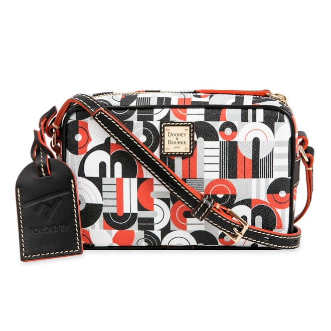 Dooney & Bourke Mickey Geometric Crossbody Bag