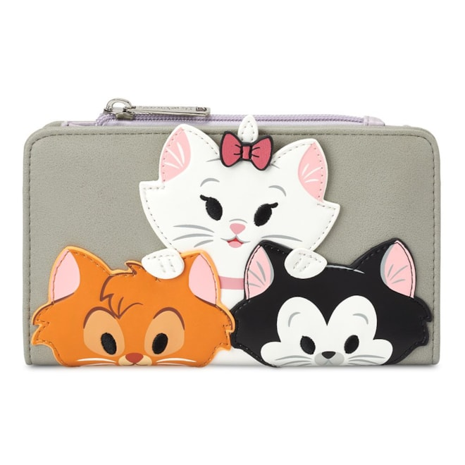 Disney Cats Loungefly Wallet