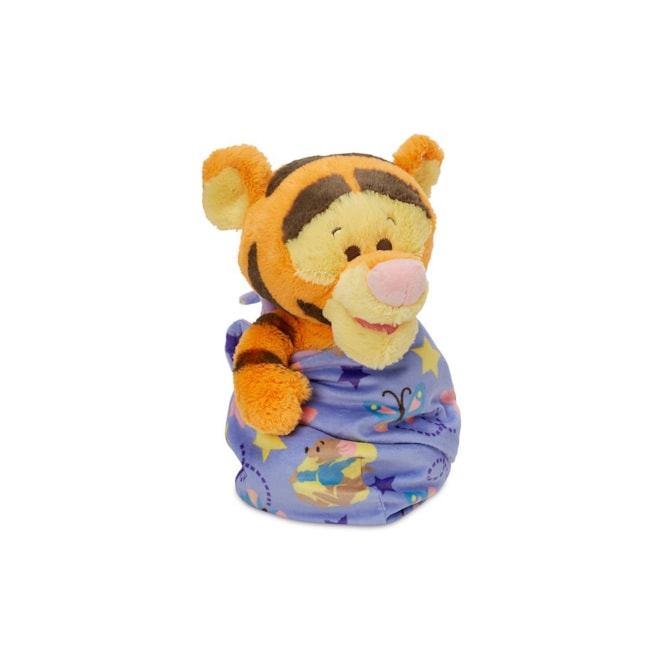 Tigger Plush with Blanket Pouch
