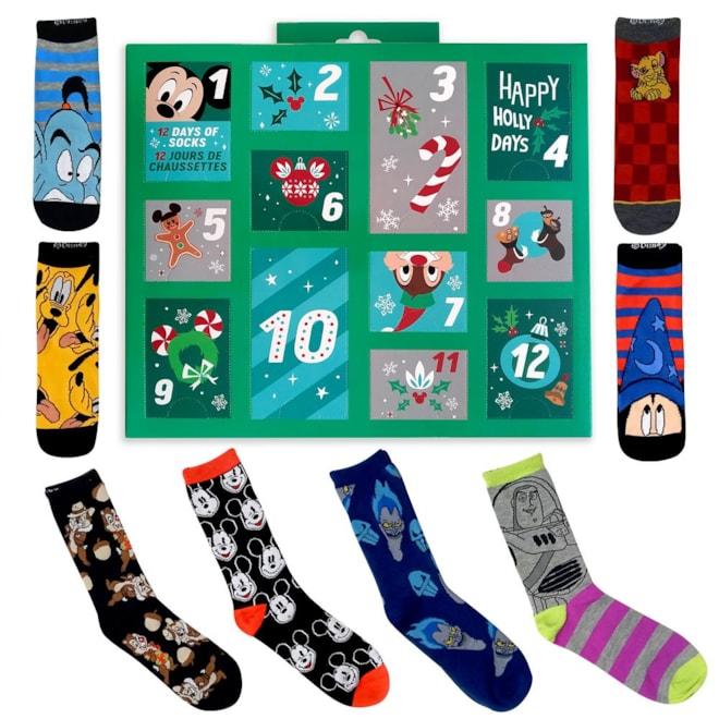 Holiday Advent Sock Calendar