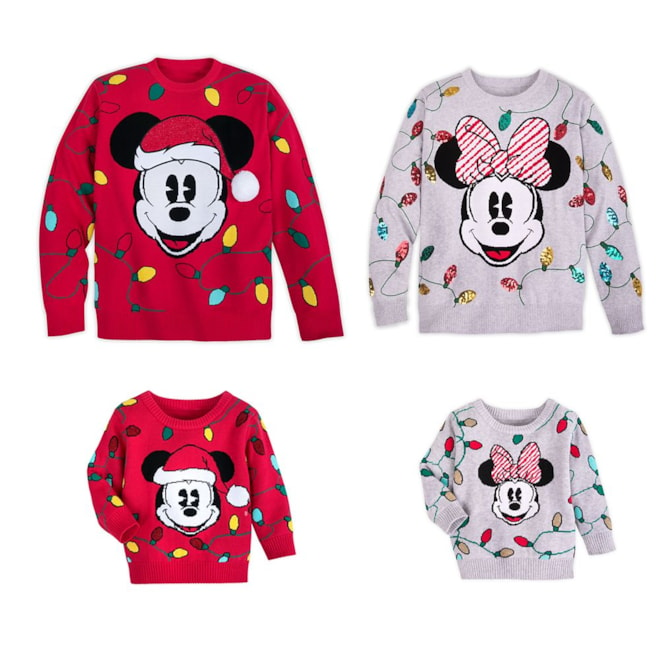 Holiday Family Sweater Collection