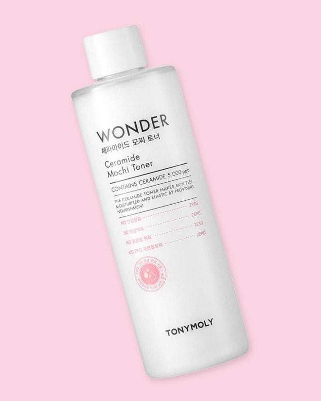 TONYMOLY Wonder Ceramide Mochi Toner