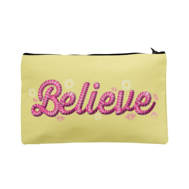 Believe Summer Edition Accessory Pouch