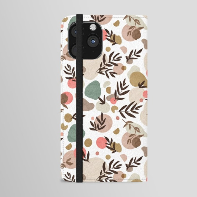 Fall Nature  iPhone Wallet Case