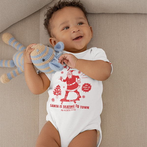 Elfster Baby Bodysuits - Various Styles Available