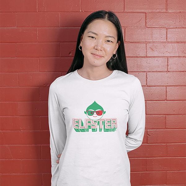 Elfster Women's Long Sleeve T-Shirt