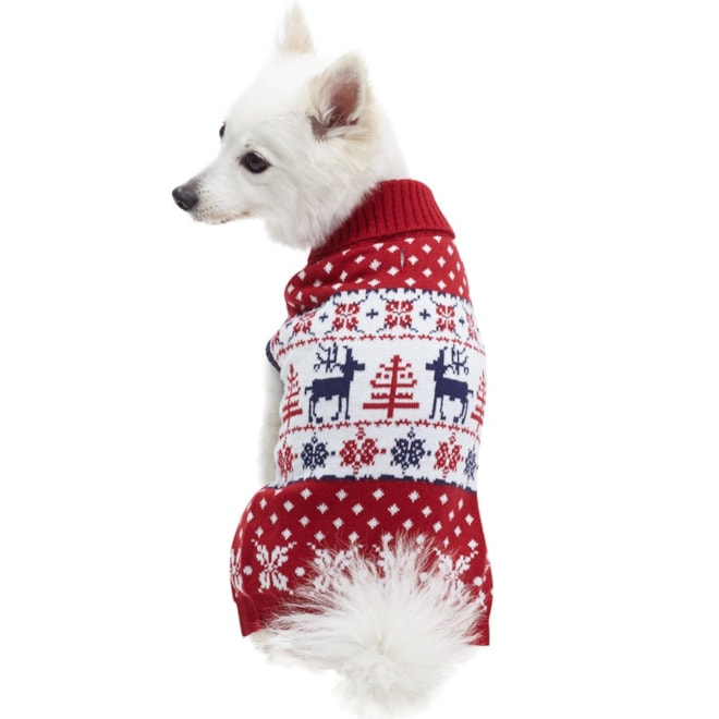 Doggie Ugly Christmas Sweater