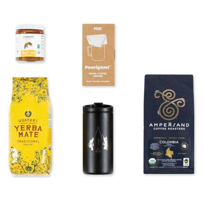 Patagonia Provisions Hot Drinks Gift Box
