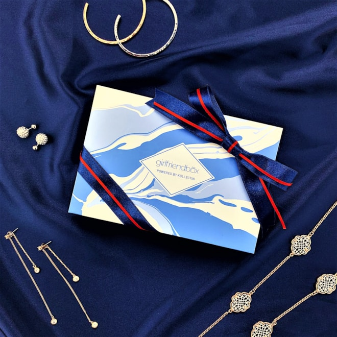 Girlfriend Box Jewelry Subscription Box