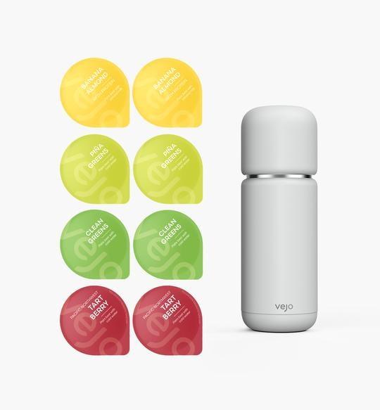 Vejo Portable Blender Starter Kit