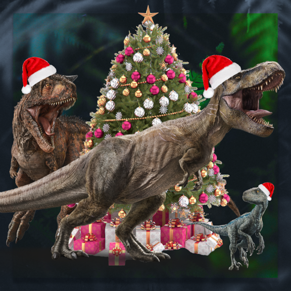 See Jurassic Right Gift Exchange 2020
