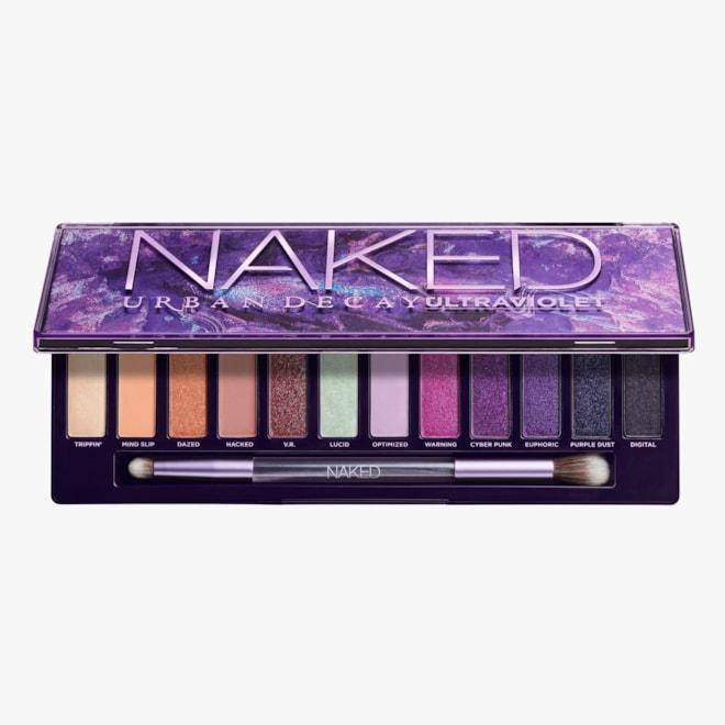Urban Decay Cosmetics Naked Ultraviolet Eyeshadow Palette | Ulta Beauty