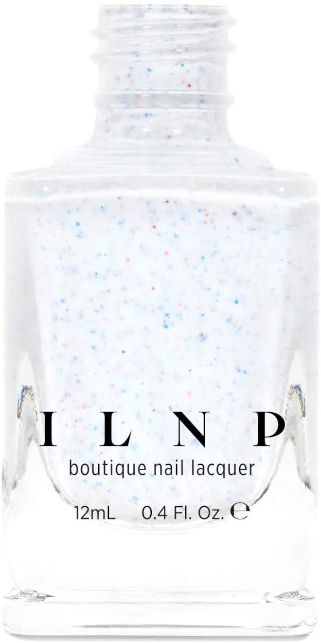 ILNP Liberty - Creamy White Speckled Nail Polish