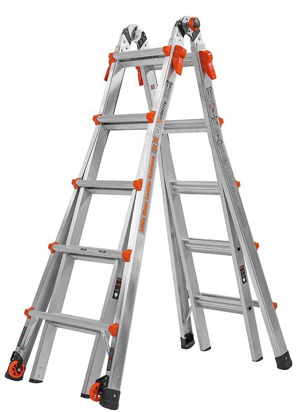 Little Giant Multi-Use Ladder