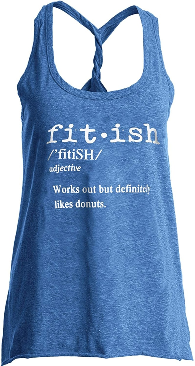 Fit-ish Workout Tank Top