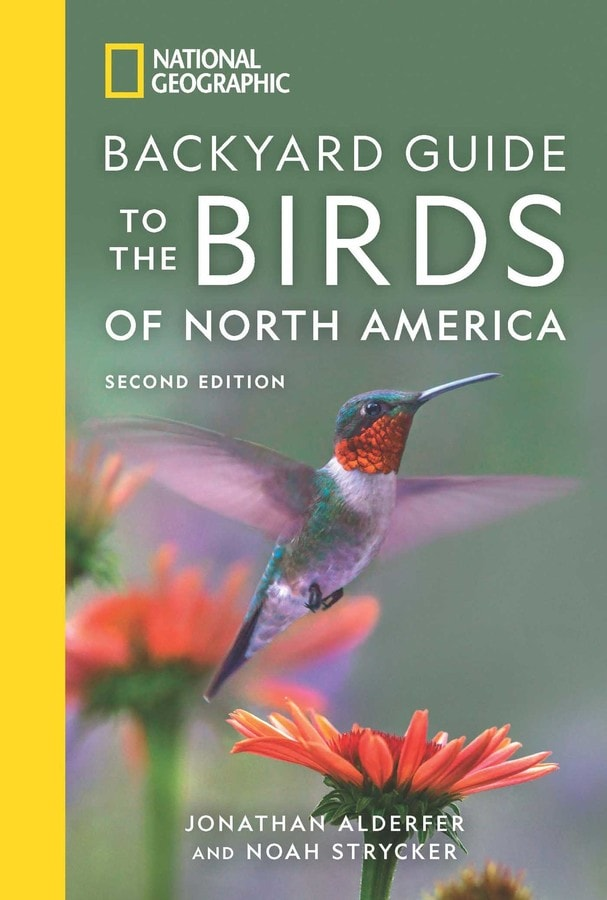 Backyard Guide to the Birds of N. America