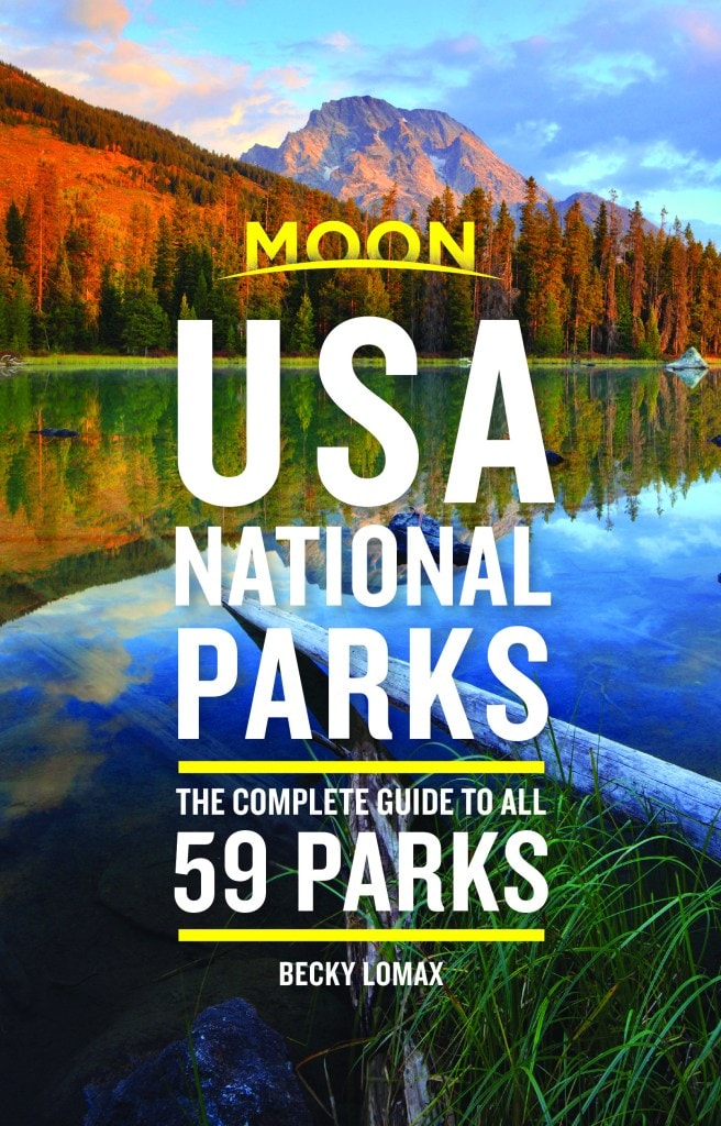 Moon USA National Parks Travel Guide