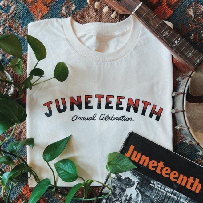 Juneteenth 2021 Short-Sleeved T-Shirt