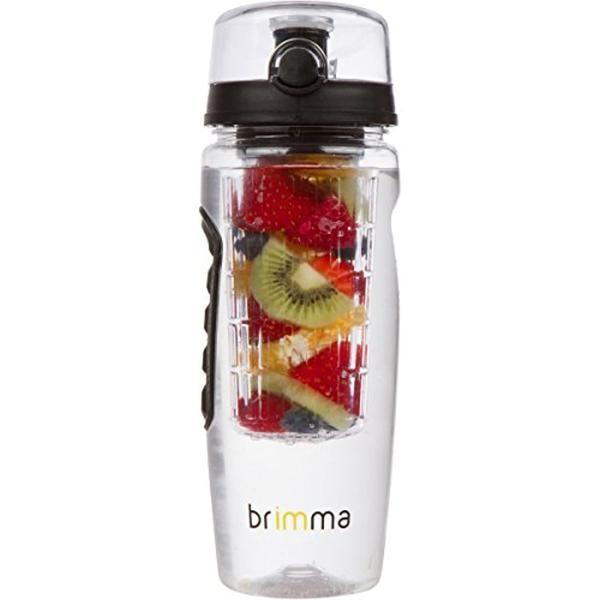 Leak Proof Fruit Infuser Water Bottle