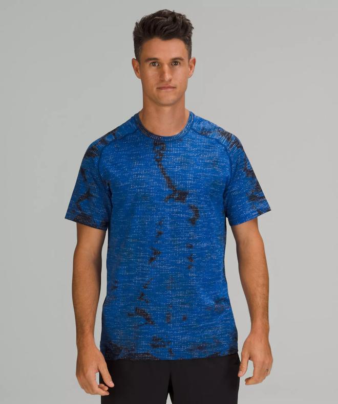 Metal Vent Tech Short Sleeved Shirt