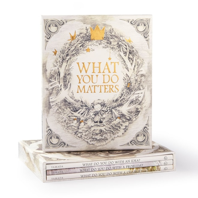What You Do Matters: 4 Book Collector's Set