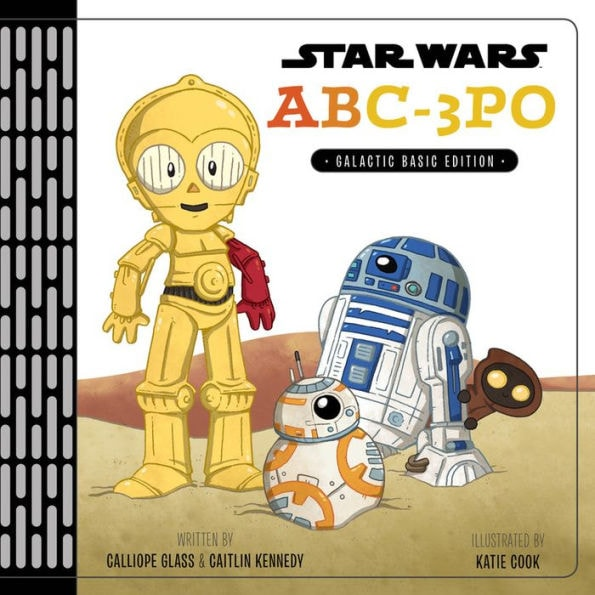 Star Wars ABC-3PO: Alphabet Book Board Book